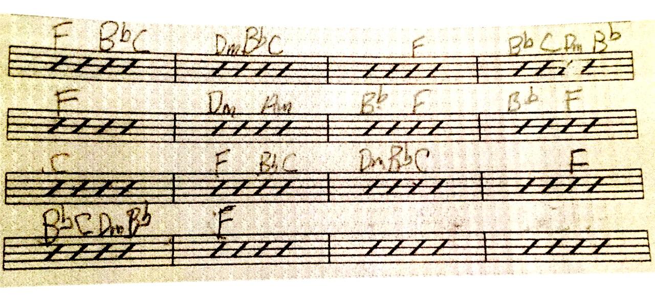 Chords And Lyrics