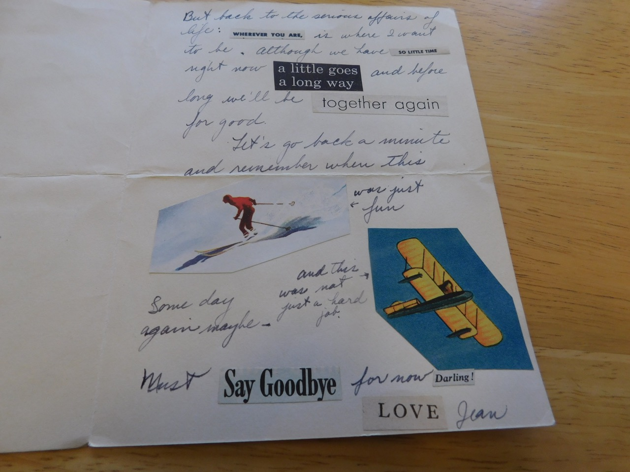 Tom S Love Letters Ideas